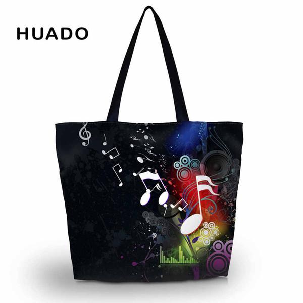 Foldable Eco Reusable Shopping Bag travel bag Business Handbags beach large capacity shoulder waterproof female tote