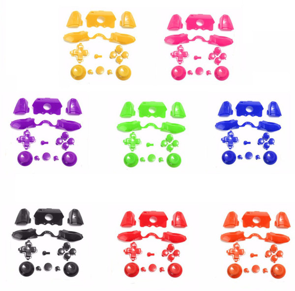 High Quality Bumper Triggers Button Replacement Full Set D-pad LB RB LT RT Buttons For Xbox One Elite Controller DHL FEDEX EMS FREE SHIPPING