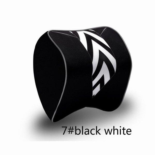 7 # noir blanc