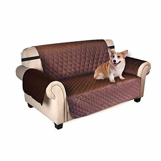 Perro multifuncional Sofá cama Estera para perros Manta para perros Cat Perreras Lavable Nido Cusion Pad para mascotas Suministros Casa Brown-3 Tamaño DH0313-1
