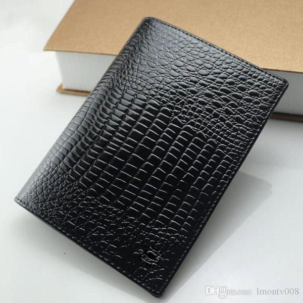 Passport Brieftaschen Kartenhalter Holder Cover Case Protector MB Echtes Leder Travel Geldbörse Wallet Tasche Reisepass ID Cover Case Credit Holders