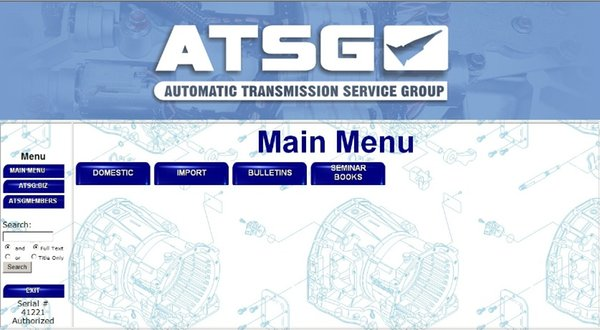NEW ATSG 2012 (Automatic Transmissions Service Group Repair Information) repair manuals