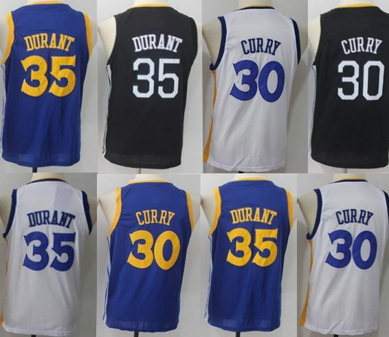 best loved 84b82 06eb0 2018 2019 Kids 35 Kevin Durant 30 Stephen Curry Jerseys Youth Boy Jerseys  100% Stitched Jerseys College Mixed From Greatamy, $15.08 | DHgate.Com