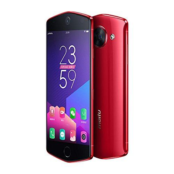 "Unlocked Original Meitu M8 4G LTE Mobile Phone 4GB RAM 64GB ROM MT6797M Deca Core Android 5.2"" AMOLED 21.0MP Selfie Beauty Smart Cell Phone"