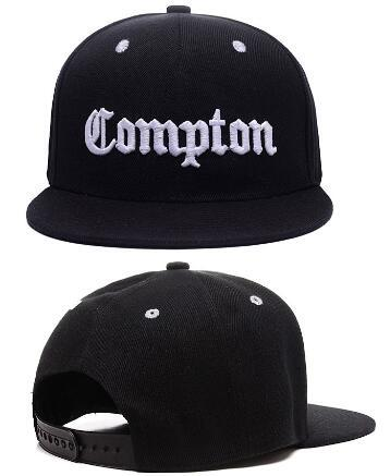 best selling 2018 Hot Christmas Sale NWA Letter Compton VINTAGE SNAPBACK Adjustable caps hats,Baseball cap hip-hop cap Compton hat Casual Lifestyle Hat