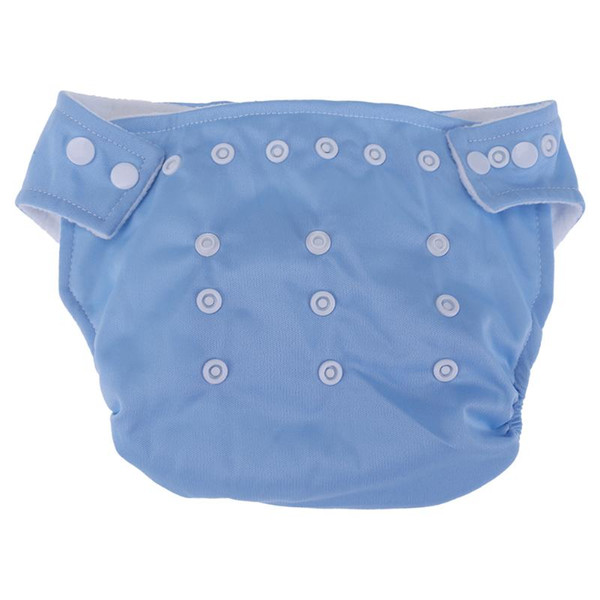 Baby Cloth Diaper Infant Nappy Waterproof Cloth Diaper Soft Cover Washable Size Adjustable Fraldas Winter Summer Version