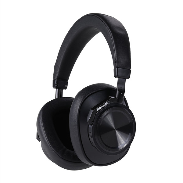 Bluedio T6 Aktive Geräuschunterdrückung Wireless Portable Headset mit Mikrofon Ohrhörer Bass Kopfhörer für iPhone Xiaomi