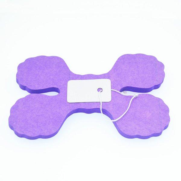 Numéro 8 violet