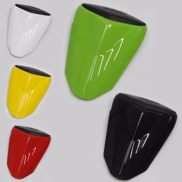 8 Estilo Diferente Pillion ABS Tampa de Assento Traseira Capô para Kawasaki Ninja ZX6R 2009-2015