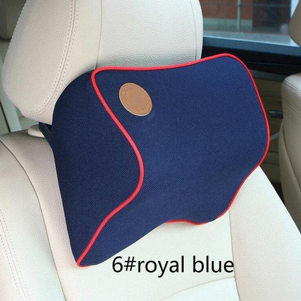 6 # bleu royal