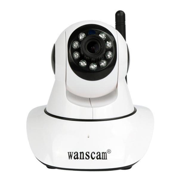 Wanscam 2MP 1080P Wifi IP Camera Wireless Indoor Home CCTV Security Camera Baby Monitor IR Night Vision P2P PTZ Mini IP Camera