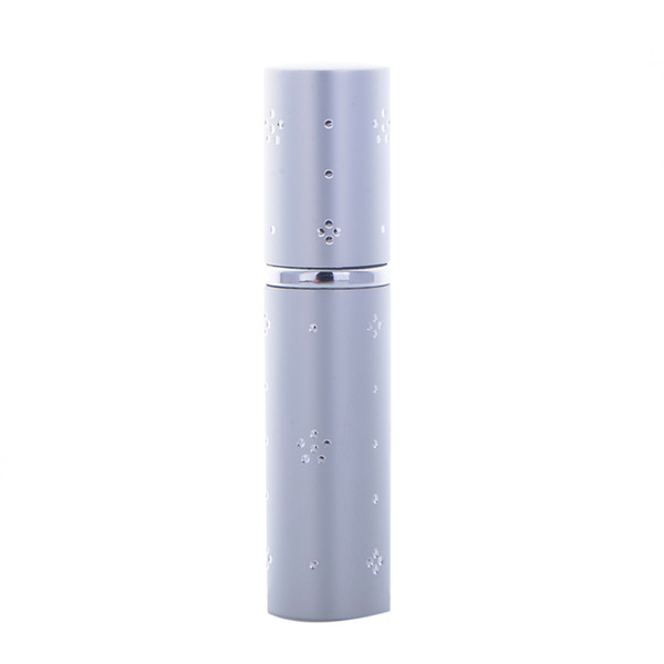 2018 new hot item Top quality Travel Perfume Atomizer Refillable Spray Empty Bottle 5ml fast shipping by dhl
