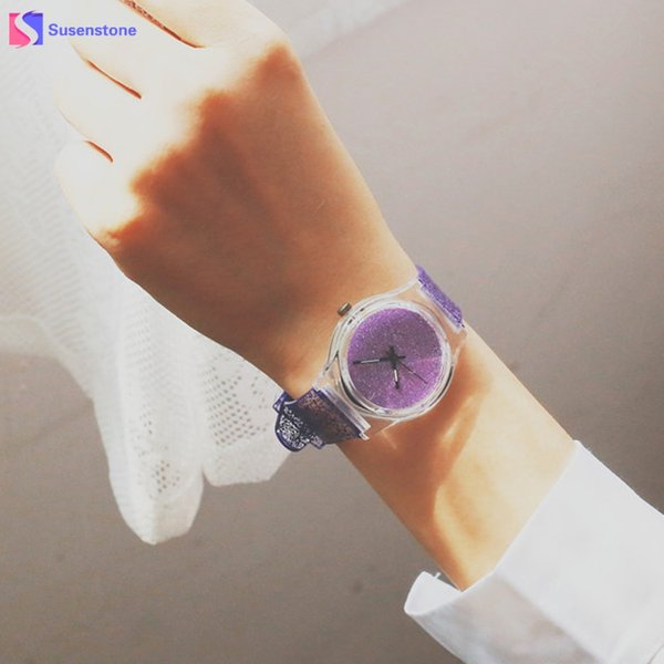 Fashion Simple Dial Women Men Watch Small Fresh Soft Silicone Rubber Girl Sport Watch Analog Quartz Wrist Leisure Watches