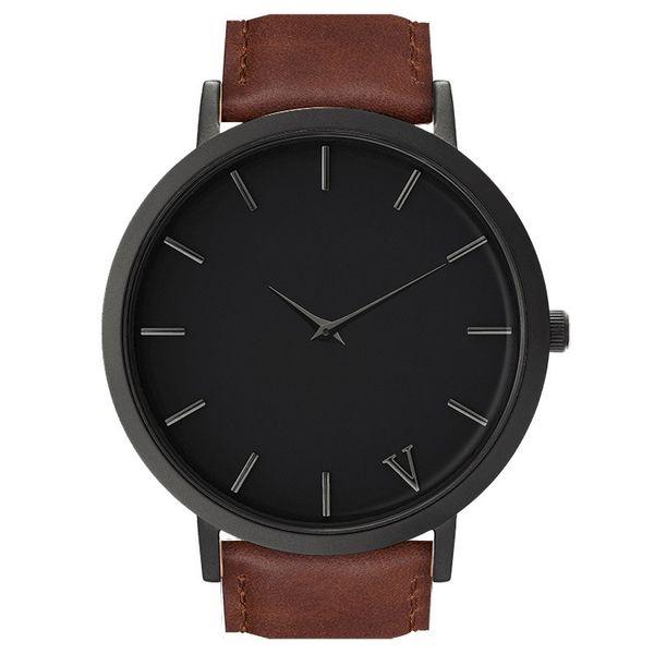 Orologi di marca di lusso per uomini e donne il quinto orologio da polso al quarzo con cinturino in acciaio inossidabile