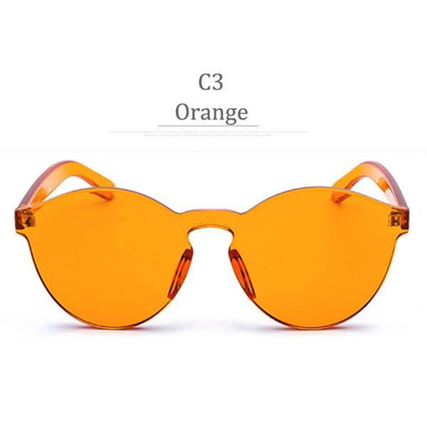 C3 Orange Lens