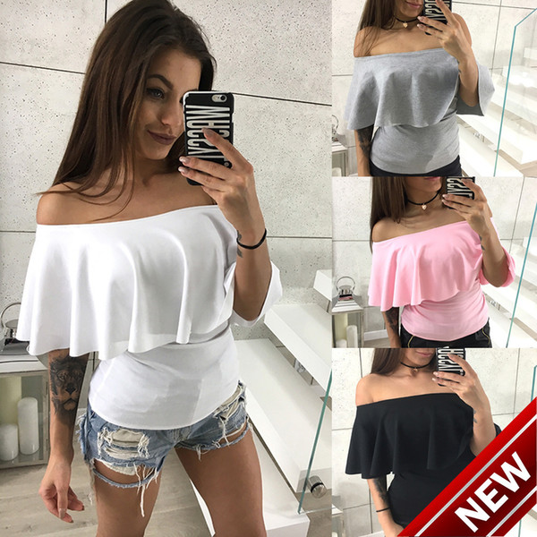 Goods In Stock ! Summer Sexy Strapless One Word Lead Lotus Leaf Edge Shirt Jacket Suit-dress casual dresses woman for women 2015 clothing