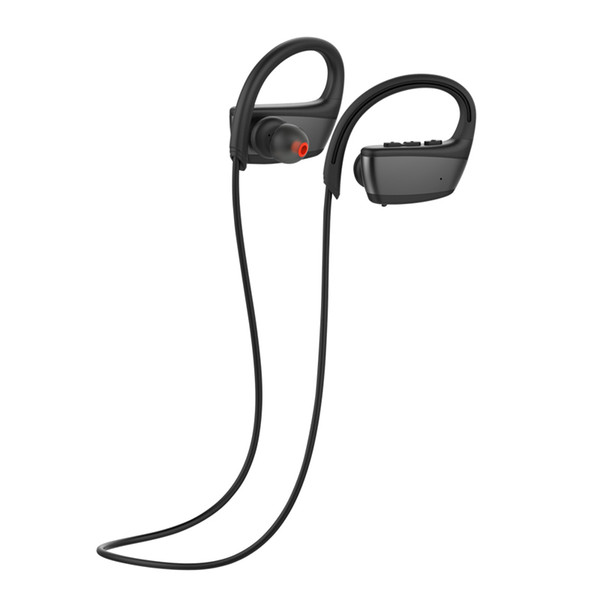 IPX7 Professional Waterproof Bluetooth Wireless Headphones Best Wireless Sports Earphones with MIC for running swimming headset