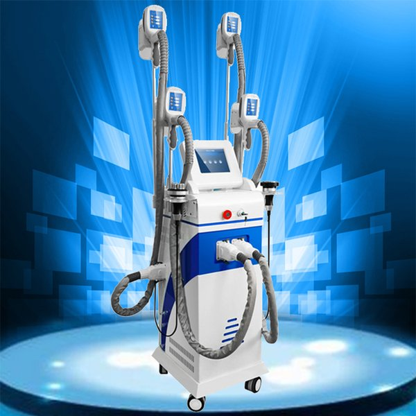 Special Offer !!! 4 Heads Cryotherapy Slimming Fat Freezing Liposuction Body Sculpting Lipofreeze Wight Loss Cryo Slimming Machine CE/DHL