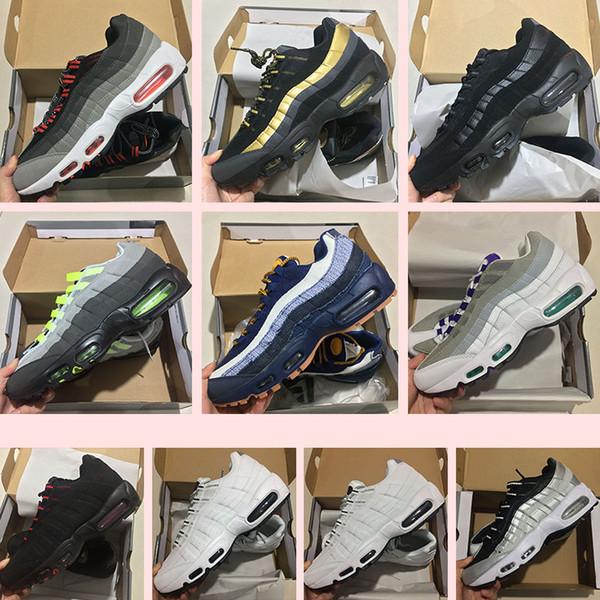finest selection 37216 076ca ... where to buy nike air max 95 venta al por mayor de los hombres  zapatillas de