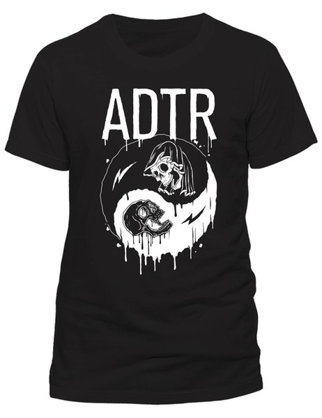A Day To Remember 'Yin Yang' T-Shirt - NEW & OFFICIAL!