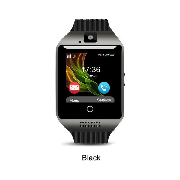 Q18 Smart Watch_Black