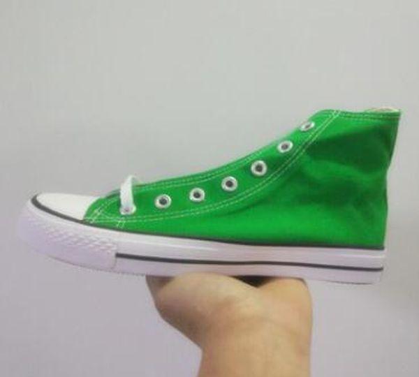 высокий зеленый