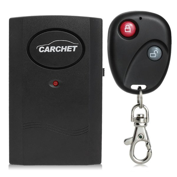 CARCHET Alarm for Motorcycle Motorbike Scooter Anti-theft Alarm Security System Universal Wireless Remote 120db Shipping from DE