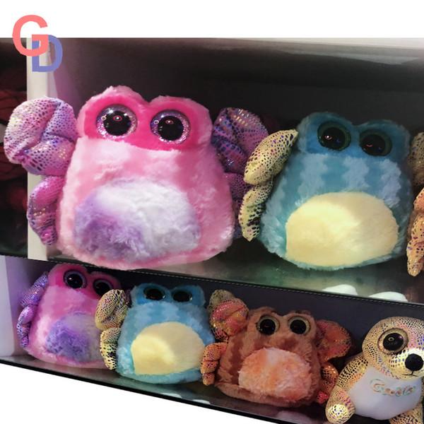 1pc 20cm small plush sea crab toys Super soft stuffed tortoise animal doll Cute Big eyes Marine Pendant kids baby toys
