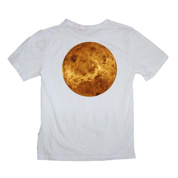 Venus Star NASA Astrology Planets Solar System Space Shirt S-XXXL Colour print