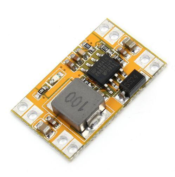 5pcs/lot 9V/12V/19V To 3.3V DC-DC Step Down Power Supply Module USB Buck Converter Voltage Regulator 3A Output