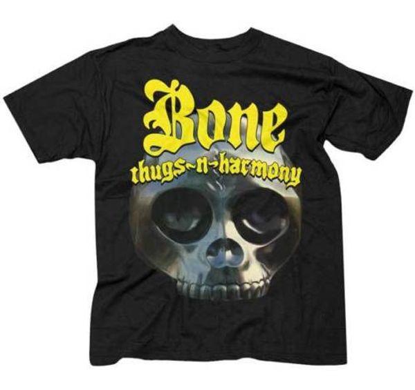 Bone Thugs N Harmony Thuggish Ruggish T Shirt S-M-L-Xl-2Xl-3Xl New Official T Shirt Short Sleeve S-XXXL Best Cotton Tee for Adults Clothes