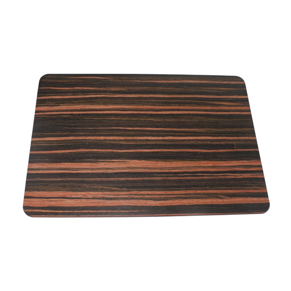 Slim Game Mouse Pad 235*165mm Wooden Anti-Slip Computer Mouse Mat PC Laptop Notebook Gaming Mousepad for Macbook