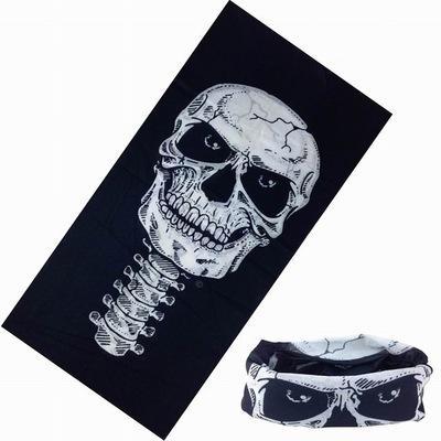 Squelette à long cou