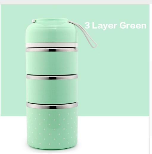 녹색 3 층