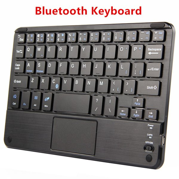Bluetooth Keyboard For Huawei MediaPad T3 7 8 Tablet PC T1 7.0 T2 7.0 Pro T27.0 Case Wireless keyboard Android Windows Touch Pad
