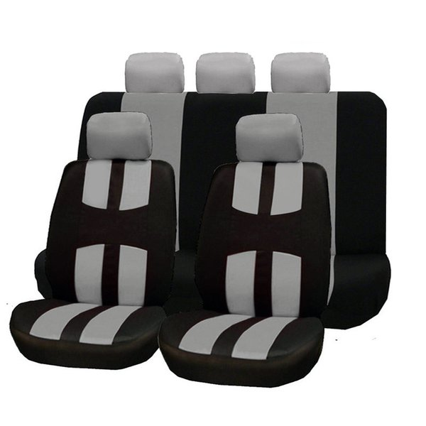 Autositzbezüge Universal Auto Seat Protector Abdeckkissen für Jeep Grand Cherokee Kompass Commander Renegade Wrangler Patriot