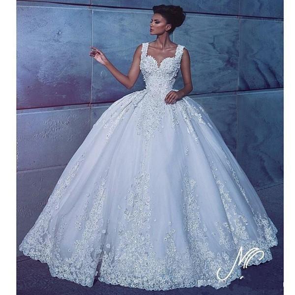 Vestido Noiva China Querida árabe Vestidos De Casamento Vestido De Baile Lace Apliques Vintage Personalizado Vestidos De Casamento Com Zíper De Volta