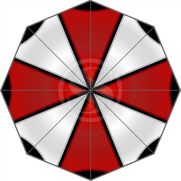 W620 # 10 New Custom mercenaries logo Umbrella Sunny and Rainy Sunscreen Anti-uv Umbrella # F-11