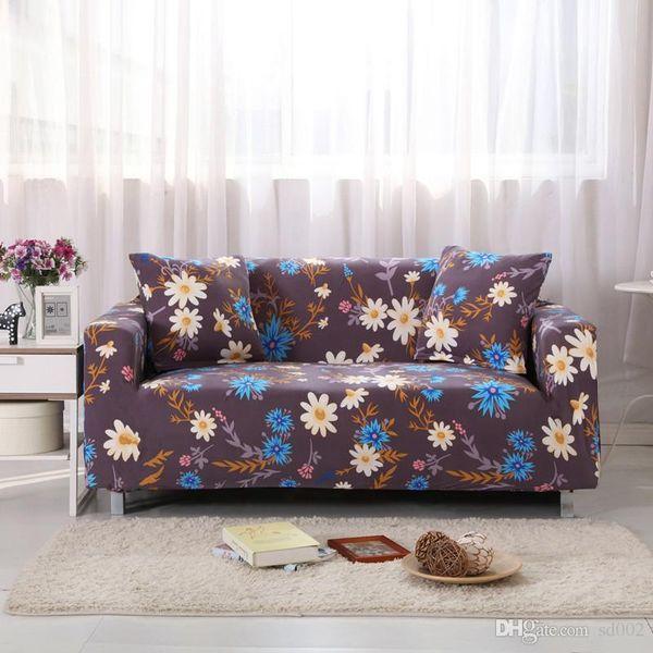 Эластичная сила мода диван обложка мода пакет стрейч мебель популярные плотный мешок нескользящей украшения дома для гостиной 60tz4 ZZ