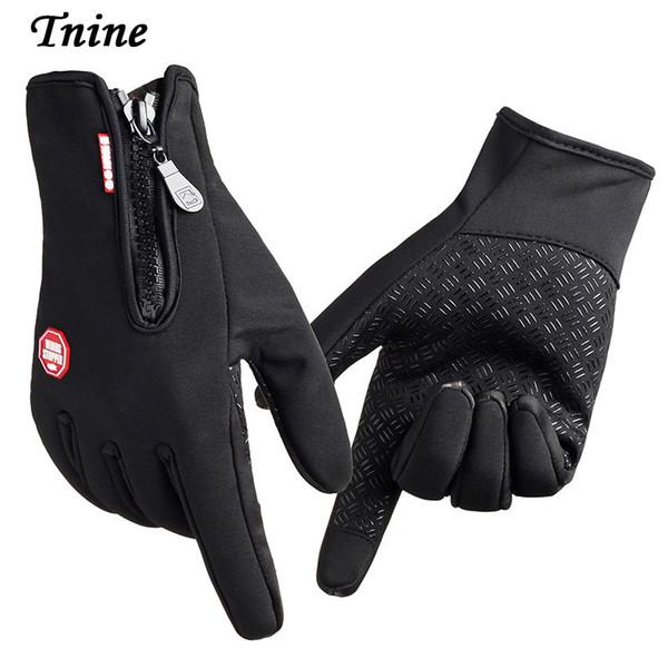 Tnine Handschuhe TouchScreen Windproof Handschuhe Miens Männer Frauen Handschuhe Armee Guantes Tacticos Luva Winter Windstopper taktische Handschuhe
