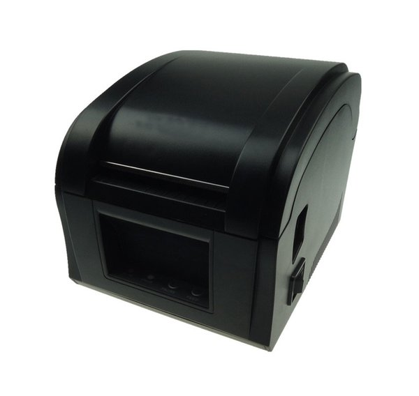High quality 20-82mm USB port Thermal barcode printer Thermal Qr code label printer receipt wholesale