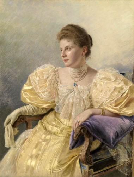 Nizza giovane noblelady in vestito giallo dipinto a mano hd stampa ritratto pittura a olio di arte su tela di alta qualità home decor wall art p162