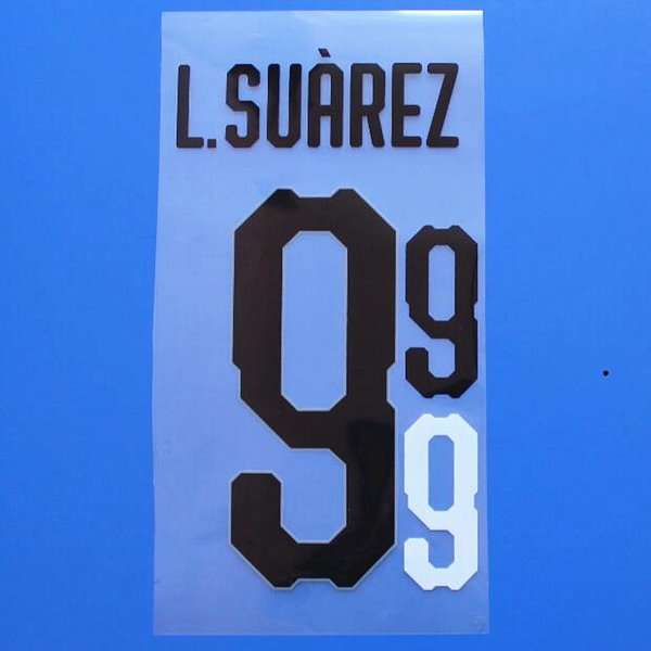 Uruguay Home Nameset Leave message