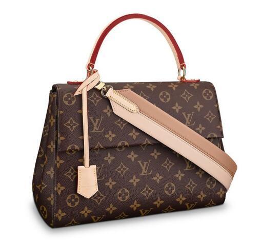 2019 Mm M43653 New Women Fashion Shows Shoulder Bags Totes Handbags Top Handles Cross Body Messenger Bags