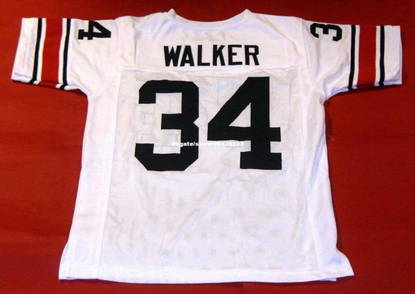 Cheap retro  34 HERSCHEL WALKER CUSTOM GEORGIA BULLDOGS W JERSEY Mens  Stitching Size S- 2984e9e0e