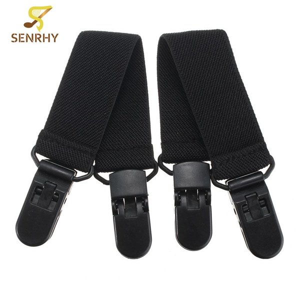 Hot Sale Useful Elastic Motorcycle Bicycle Biker Leg Strap NEW Boot Straps Riding Pant Clips Stirrups Jod Clips