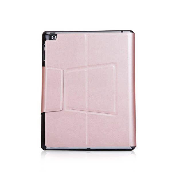 Luxury Smart Case For iPad 234 A1458 A1459 A1460 Cover Portable Keyboard Case Wireless Bluetooth Keyboard Cover+Stylus Pen+Film.