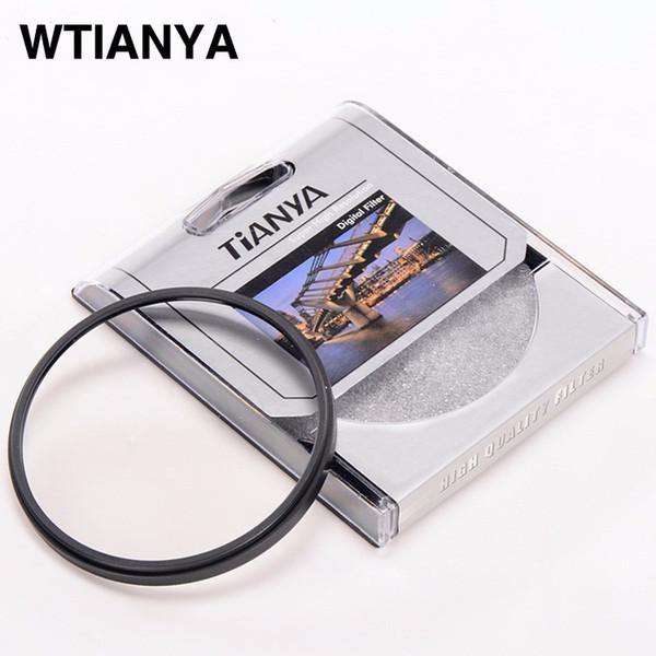 W TIANYA 58MM UV Lens Filter for DSLR/SLR/DC/DV, 58mm lens protector