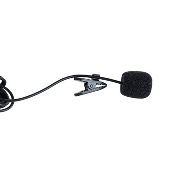 High Quality 1PC 3.5mm Plug Microphone Hands Free Clip On Mini Lapel Voice s Tube For PC Notebook Laptop Practical