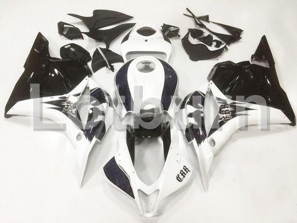Moto Motorcycle Fairing Kit Fit For Honda CBR600RR CBR600 CBR 600 2009-2012 09 10 11 12 F5 ABS Plastic Fairings fairing-kit A92